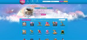 VeraJohn Homepage